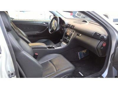 usata Mercedes C200 Sportcoupé kompressor