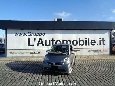 brugt Smart ForTwo Electric Drive forTwo Elettrica