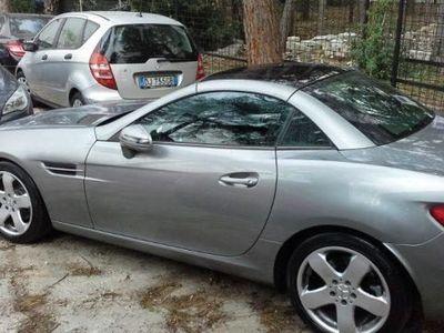 used Mercedes SLK200 nuovo modello