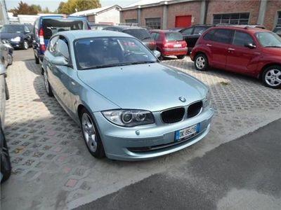 usata BMW 120 Serie 1 (E81) cat 3 porte Eletta DPF