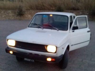 usata Fiat 127 - Anno 77