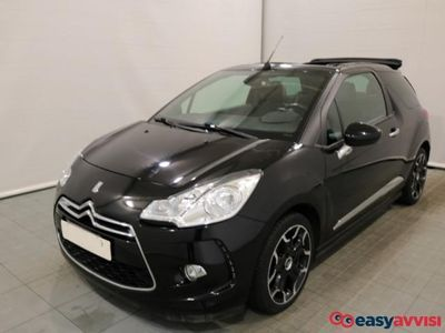 used Citroën DS3 Cabriolet 1.2 VTi 82 So Chic
