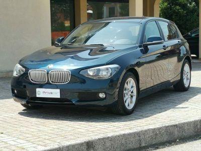 usata BMW 116 i 5p. Urban