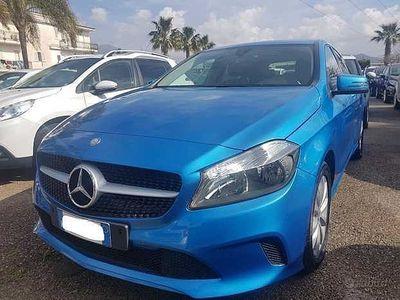 usata Mercedes A180 CLASSE1'5D 110CV DPF S&S MODELLO EXECUTIVE