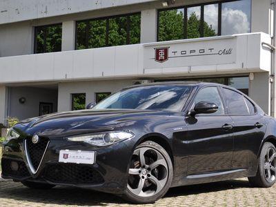 usata Alfa Romeo Giulia VELOCE 2.2 TURBODIESEL 210cv AT8 Q4, ULTIMO SERVICE UFF. UFF. ITALIANA, OTTIME CONDIZIONI, NAVI, 18″, SEDILI SPORTIVI, PERMUTE