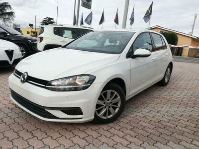 usata VW Golf 1.6 TDI 115 CV 5p. Confort line BlueMo+CARPLAY