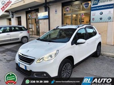 second-hand Peugeot 2008 1.4 HDi 68CV Active ok Neopatentati