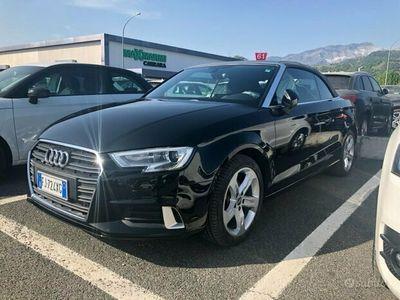 usata Audi A3 Cabriolet 1.6 TDI 116 CV Sport