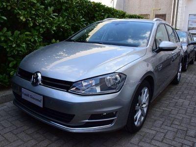 used VW Golf Variant