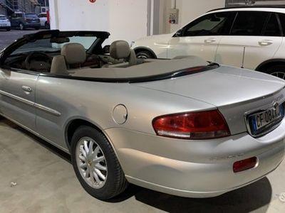 usata Chrysler Sebring Cabriolet 2ª serie - 2003 -