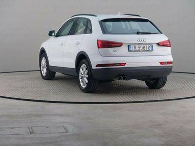 usata Audi Q3 2.0 Tdi 110kw S Tronic Business