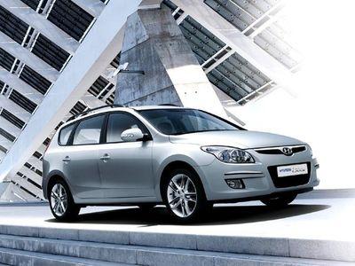 usata Hyundai i30 1.6 CRDi VGT 16V 90CV 5p.