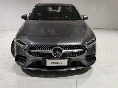 usata Mercedes 220 Classe A Sedand Automatic 4p. Premium del 2019 usata a Teverola