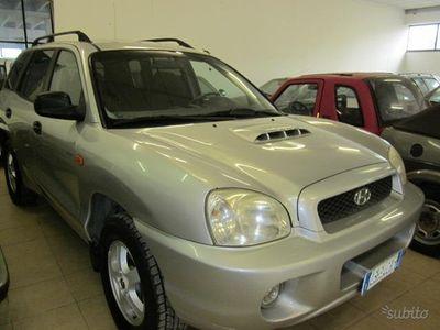 gebraucht Hyundai Santa Fe 4X4