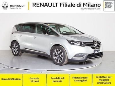 brugt Renault Espace 1.6 dci energy Intens 160cv 7p.ti edc 2017
