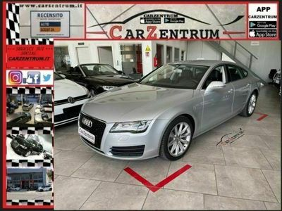 usata Audi A7 Sportback 3.0 TDI 245 CV quattro S tronic usato