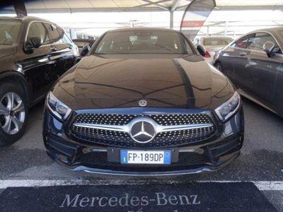 second-hand Mercedes 350 CLS couped Premium 4matic aut