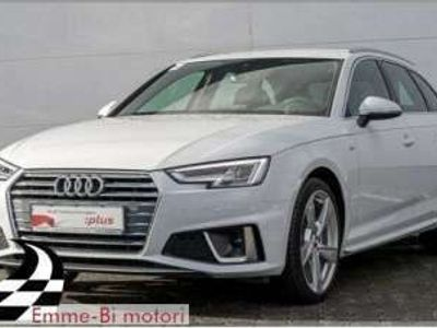 usata Audi A4 Avant 35 TDI S tronic S line edition Diesel