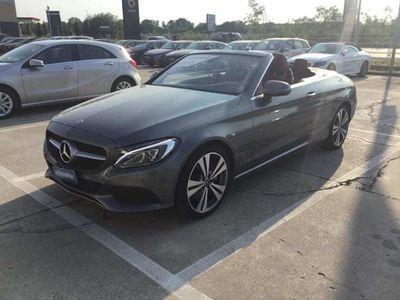 usata Mercedes E250 CLASSE C CABRIO C cabrio d Sport auto