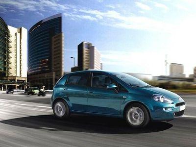 usata Fiat Punto 1.4 8V 5 porte Natural Power Lounge