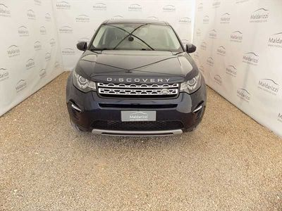 usata Land Rover Discovery Sport 2.2 SD4 HSE Luxury