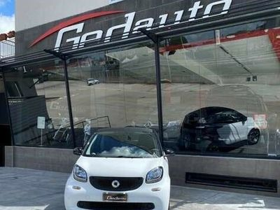 usata Smart ForTwo Coupé 70 1.0 twinamic Superpassion my20