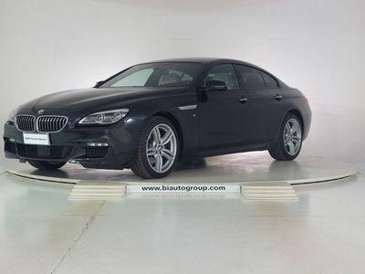 usado BMW 640 Serie 6 Gran Coupé d xDrive Msport Edition nuova a Settimo Torinese