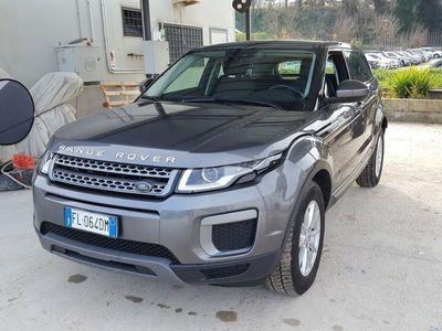 usata Land Rover Range Rover evoque 2.0 TD4 150cv Pure 4x4 autom.