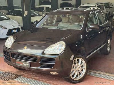 usata Porsche Cayenne S unico proprietario