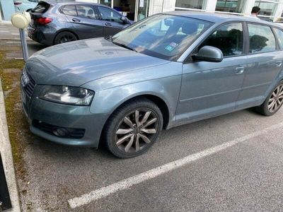 usata Audi A3 SPB 2.0 TDI 170 CV F.AP. Ambition