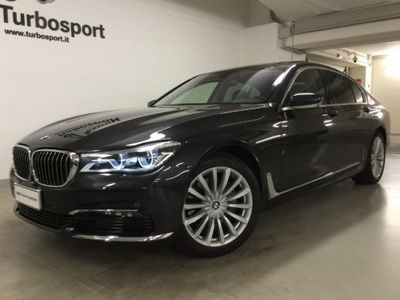 used BMW 730 d xDrive