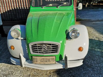 used Citroën 2CV (charleston) epoca