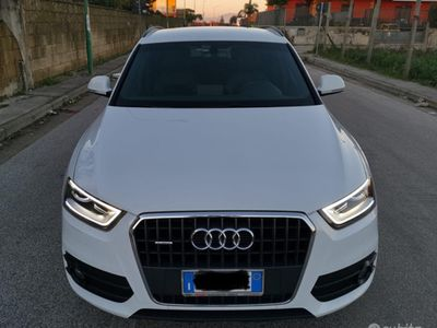 usata Audi Q3 s line quattro 177 cavalli s tronic fulll