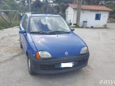 käytetty Fiat Seicento 1.1i young benzina