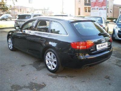 usata Audi A4 Avant 2.0 TDi 143CV NAVI