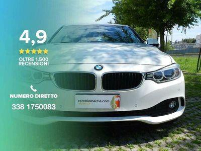 usata BMW 418 Gran Coupé d Modern