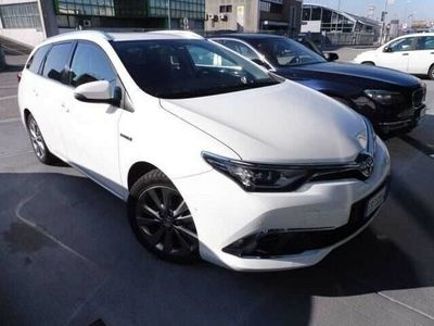 usata Toyota Auris Touring Sports 1.8 Hybrid Lounge