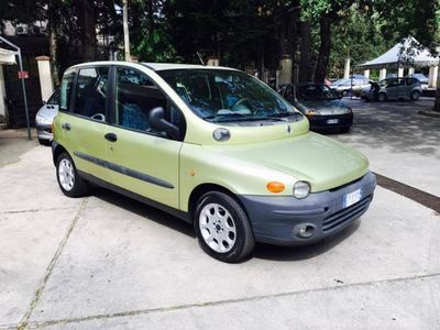 usata Fiat Multipla 100 16v Bipower Elx Usato