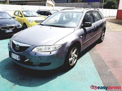 usata Mazda 6 2.0 cd 16v/136 wag. l&b diesel