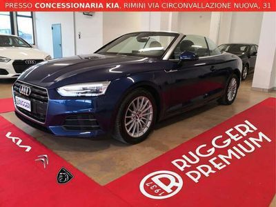 usata Audi A5 Cabriolet 2.0 TDI 190CV PROMO FINANZIAMENTO 445 euro