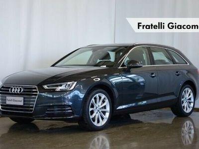 usata Audi A4 Avant 2.0 TDI 190 CV S tronic Sport