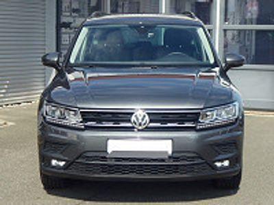 usata VW Tiguan Comfortline Tsi +18 Zoll+ahk+acc+led+navi