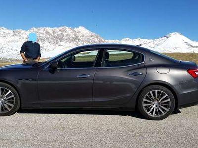 usata Maserati Ghibli