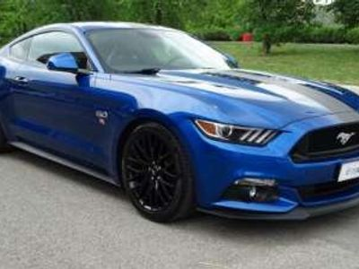 usata Ford Mustang GT Fastback 5.0 V8 TiVCT - UNIPROPRIETARIO Benzina