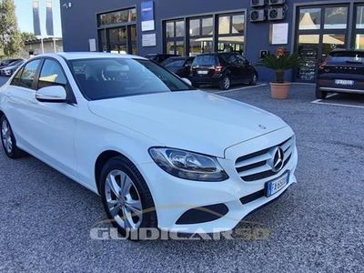 usata Mercedes C220 d (BT) Executive auto
