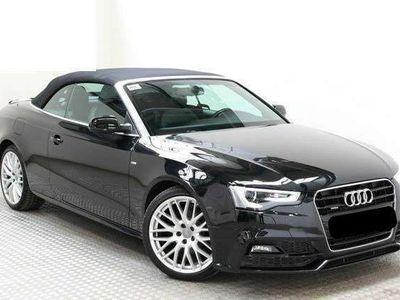 usata Audi A5 Cabriolet 2.0 TDI quattro S Line * Edition plus