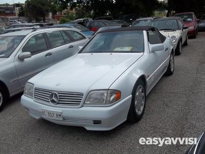 usado Mercedes 300 slsl-24 cat benzina/gpl