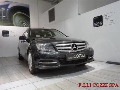 używany Mercedes C200 Classe C (W/S204)CDI S.W. Executive