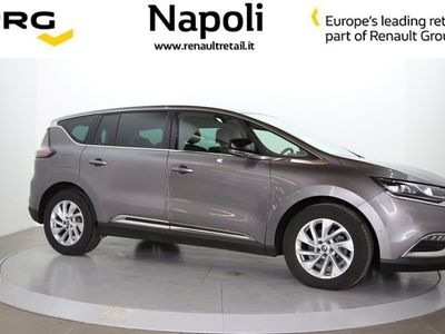 brugt Renault Espace 1.6 dci Intens 160cv edc 2016