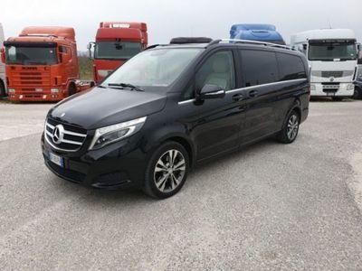 usado Mercedes V250 d Automatic Premium Extralong rif. 11046518